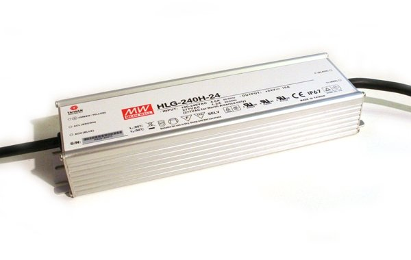 Mean Well Voeding 24V 10A 240W IP67