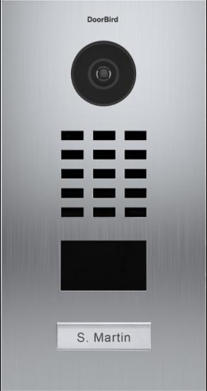DoorBird IP Video Door Station