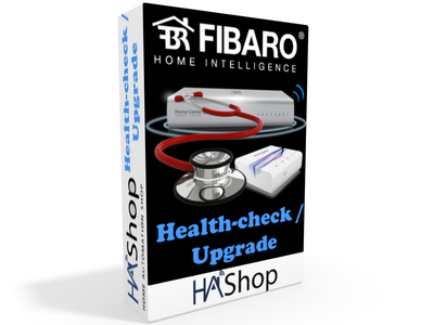 Fibaro Health check / Upgrade