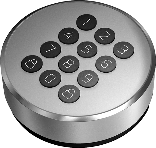 Danalock V3 Keypad Z-Wave Bluetooth