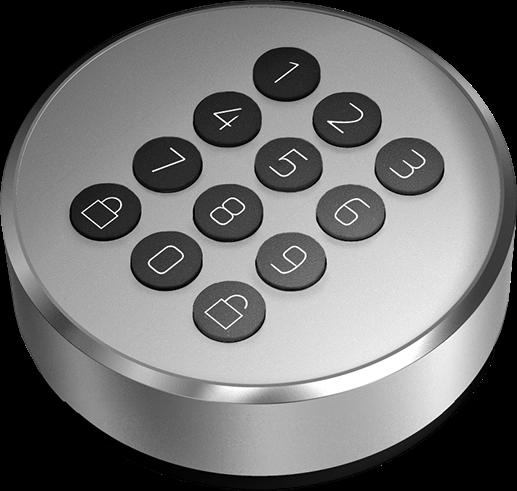 Danalock V3 Keypad Z-Wave Bluetooth