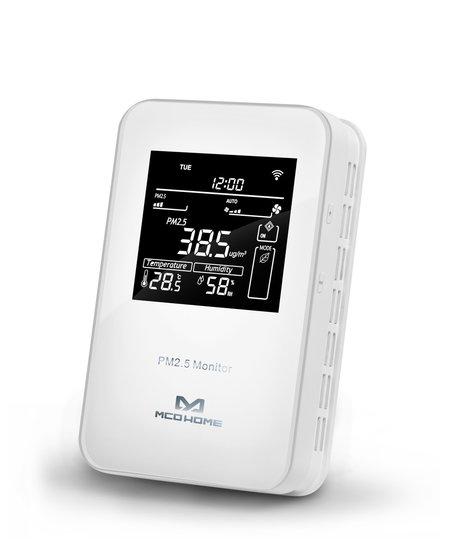 MCO Home - PM2.5 (fijnstof) Luchtkwaliteitssensor - 230 V