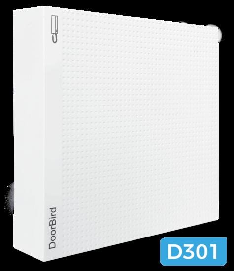 DoorBird deur-intercom IP-upgrade