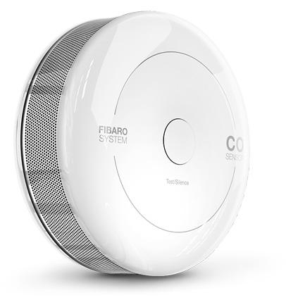 Fibaro CO Sensor (Koolmonoxide) - Apple HomeKit