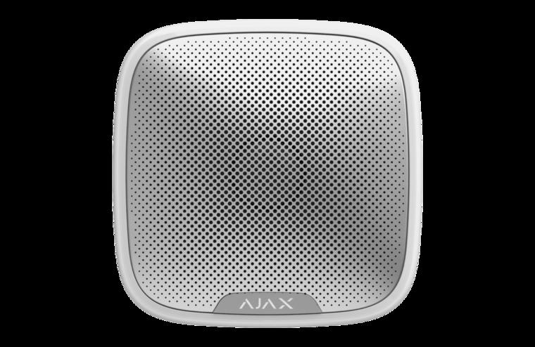 Ajax draadloze StreetSiren voor buiten