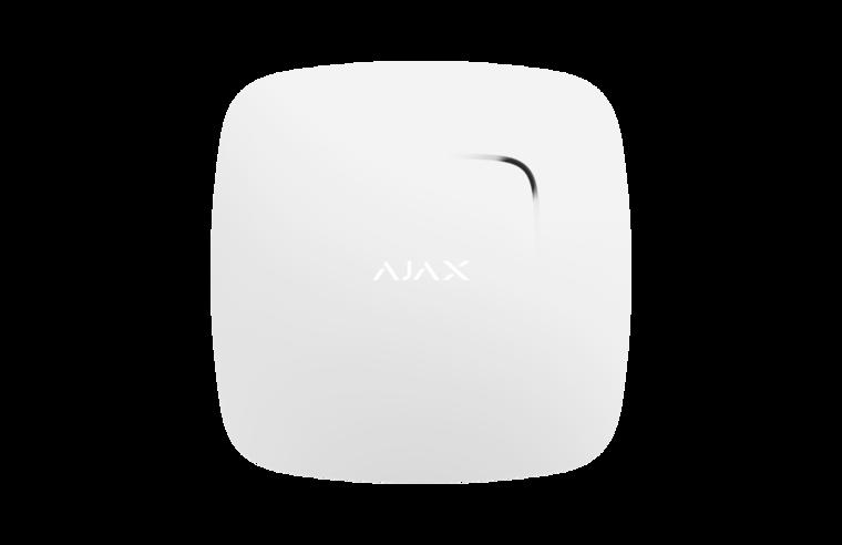 Ajax FireProtect Plus draadloze rook- en CO-melder