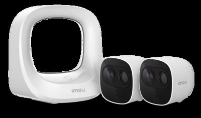 Dahua Imou Cell Pro IP Duo Draadloos Camera Systeem