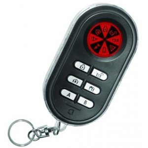 Two-way Keyfob MCT-237, VIS02391A
