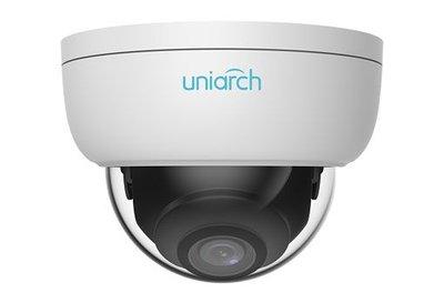 Uniarch 4MP Netwerk IR Fixed Dome Camera