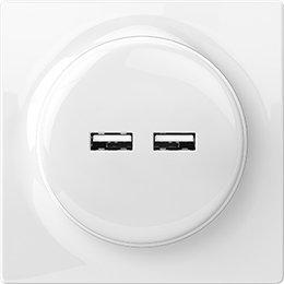 Fibaro Walli N USB Outlet