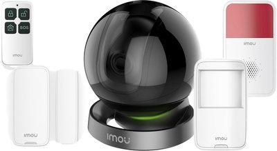 Imou draadloze Camera-alarmset