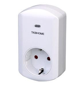 TKB Home Tussenstekker met dimmer-functie Z-Wave Plus