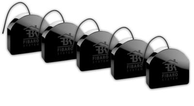Fibaro Set 5 Modules -HAshop
