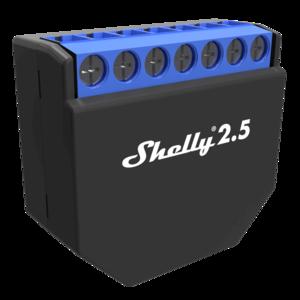 Shelly 2.5 switch wifi