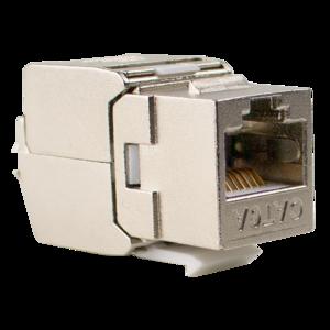 Ethernet Keystone Connector CAT 6A RJ 45