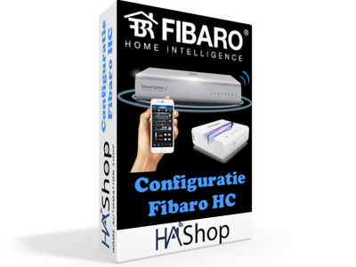 Configuratie Fibaro Home Center