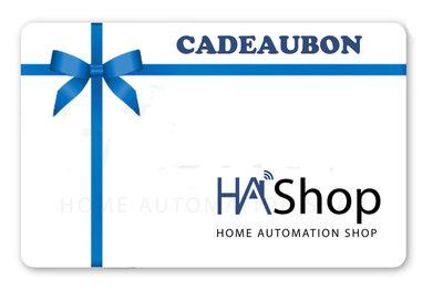 HAShop cadeaubon