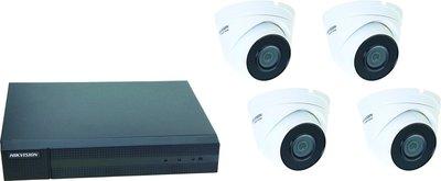 HWK-N4142TH-MH HiWatch Camerasysteem 1 TB HDD