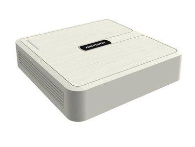 Hikvision HiWatch 8-kanaals recorder, zonder harddisk