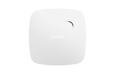 Ajax FireProtect Plus draadloze rookmelder wit